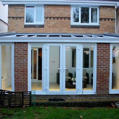 Lean To Conservatory Realistic Home Improvements