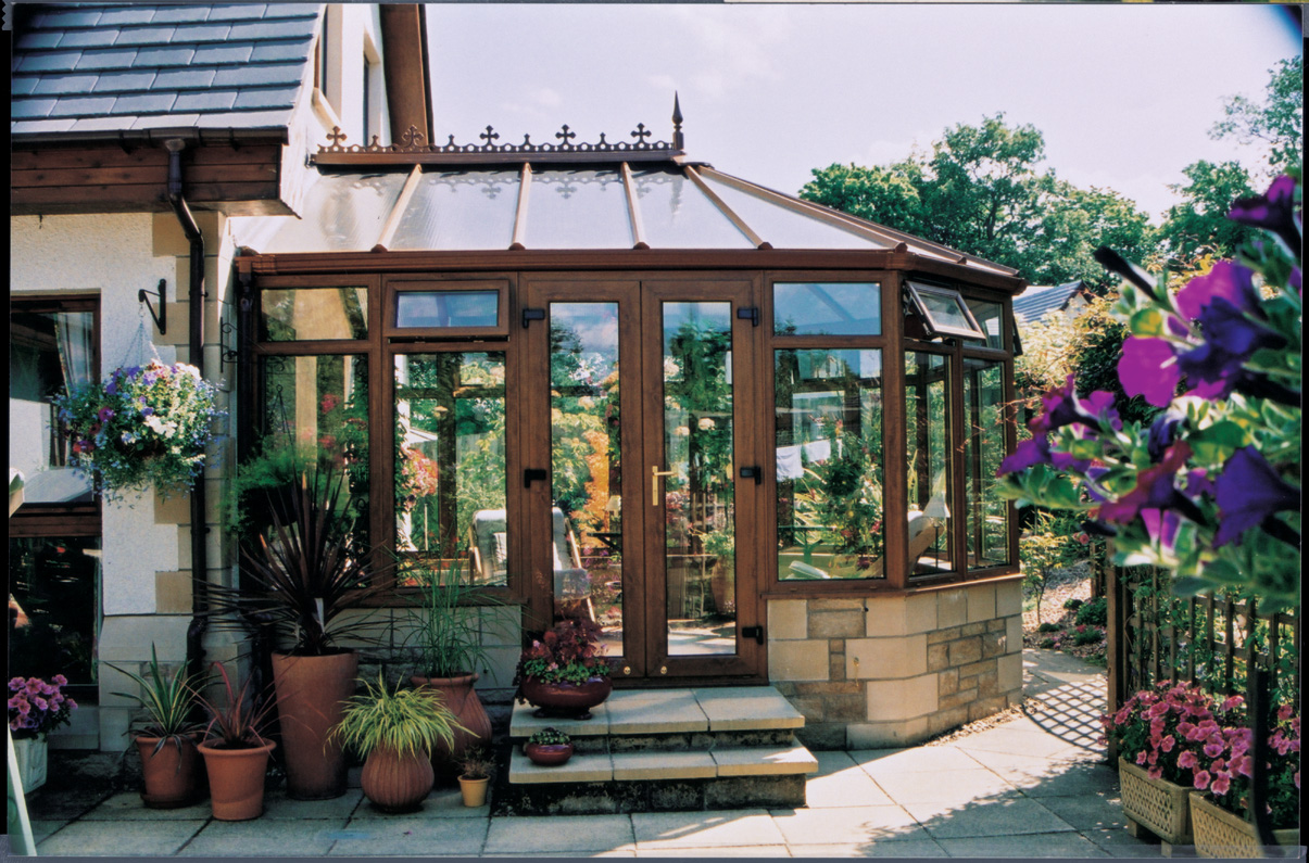 Victorian conservatory from Realistic Home Improvements