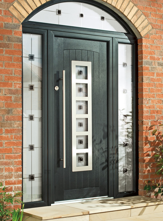 Contemporary Front Doors from Realistic Home Improvements