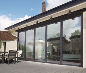 Bifold Doors from Realistic Home Improvements