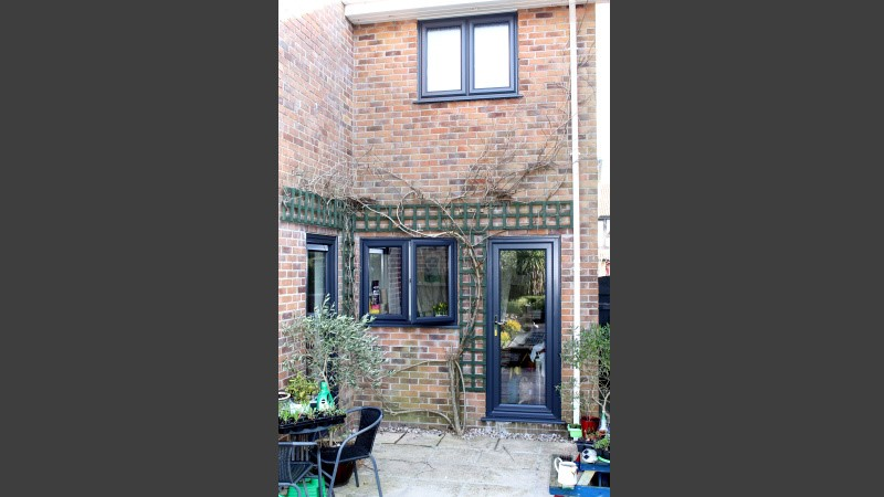 Replacement doors & windows in Plymouth by Realisitic Home Improvements