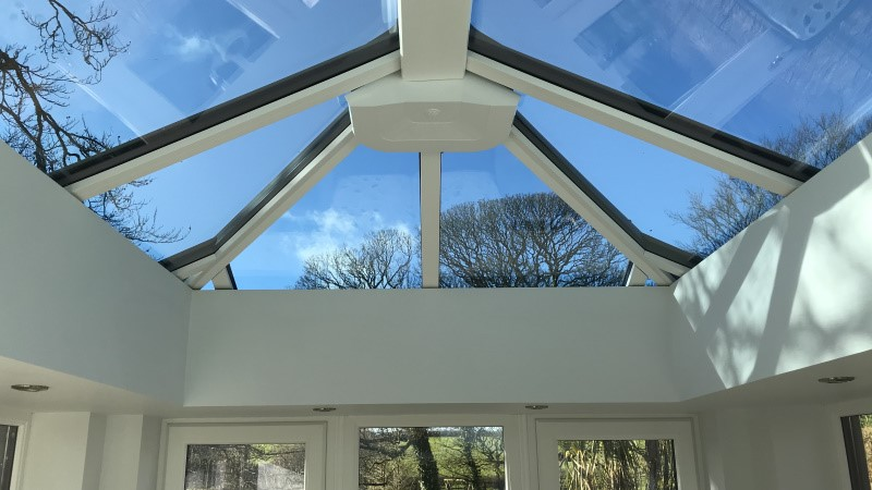 Conservatory roof from Realistic Home Improvements