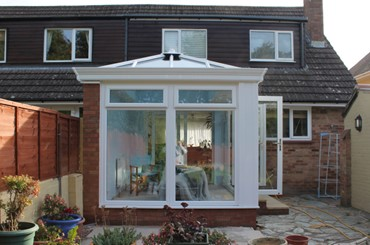 New Loggia - Exmouth, Devon - Realistic Home Improvements
