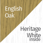 English Oak & Heritage White