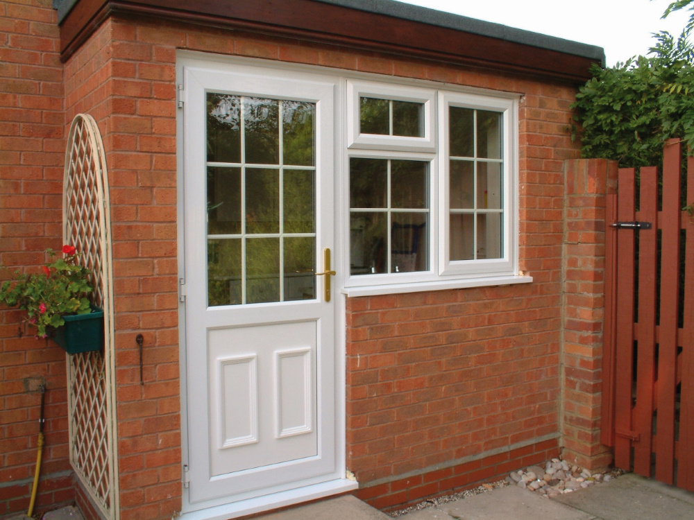 uPVC Doors from Realistic Home Improvements