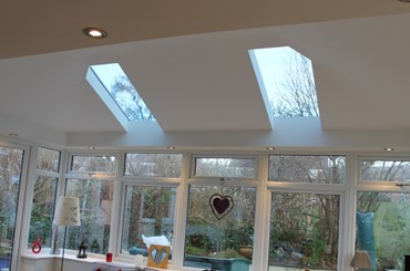 Conservatory interior - Ivybridge, Devon - Realistic Home Improvements