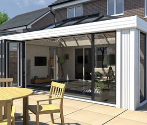 Contemporary Orangery from Realistic Home Improvements
