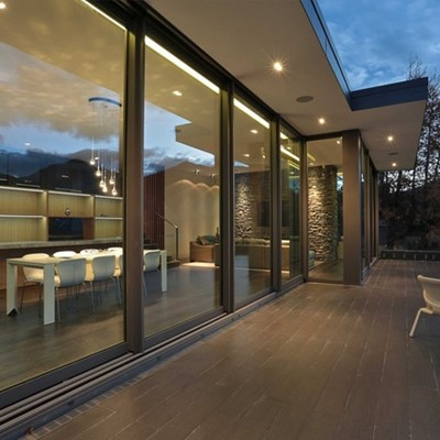 Sliding doors from Realistic Home Improvements