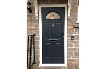 New doors in Saltash from Realistic Home Improvements