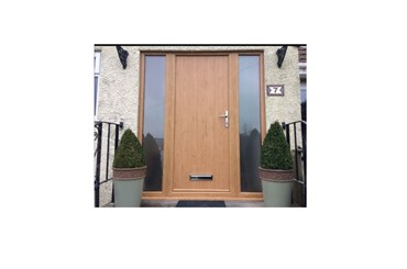 Composite door - St Dominick, Cornwall - Realistic Home Improvements