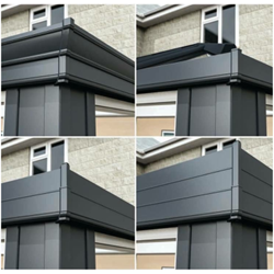 Cornice options from Realistic Home Improvements