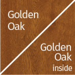 Golden Oak & Golden Oak