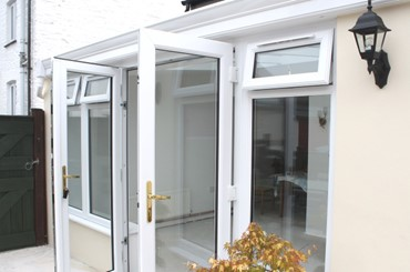 Lean too conservatory - East Taphouse, Cornwall - Realistic Home Improvements