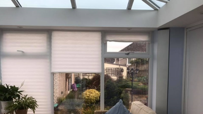 New conservatory from Realistic Home Improvements