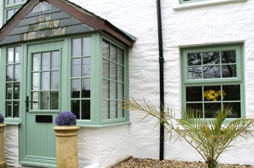 Chartwell Green uPVC Doors - Cornwall - Realistic Home Improvements