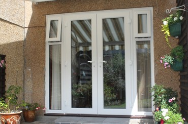 uPVC French Doors - Plymouth, Devon - Realistic Home Improvements