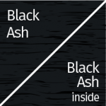 Black Ash Outside & Inside