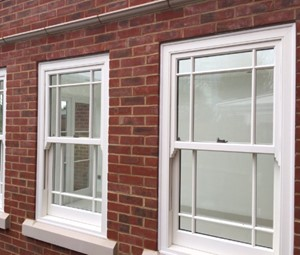 Vertical Sliding Sash from Realistic Home Improvements