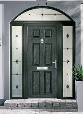 Front doors from Realistic Home Improvements