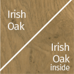 Irish Oak Outside & Inside