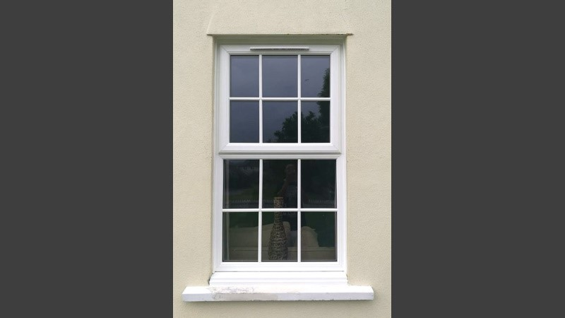 PVC window replacement in Cornwall by Realistic Home Improvements