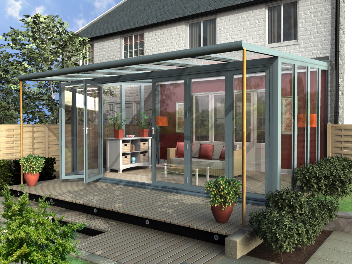Veranda conservatory from Realistic Home Improvements