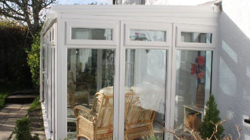 Lean to conservatory - Cornwall