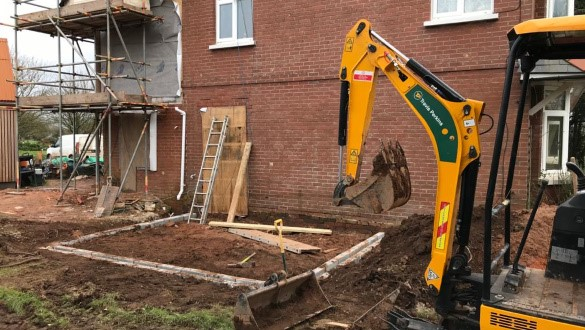 All types of building work undertaken by Realistic Home Improvements