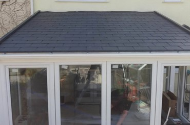 Solid roof replacement - Plymouth, Devon - Realistic Home Improvements